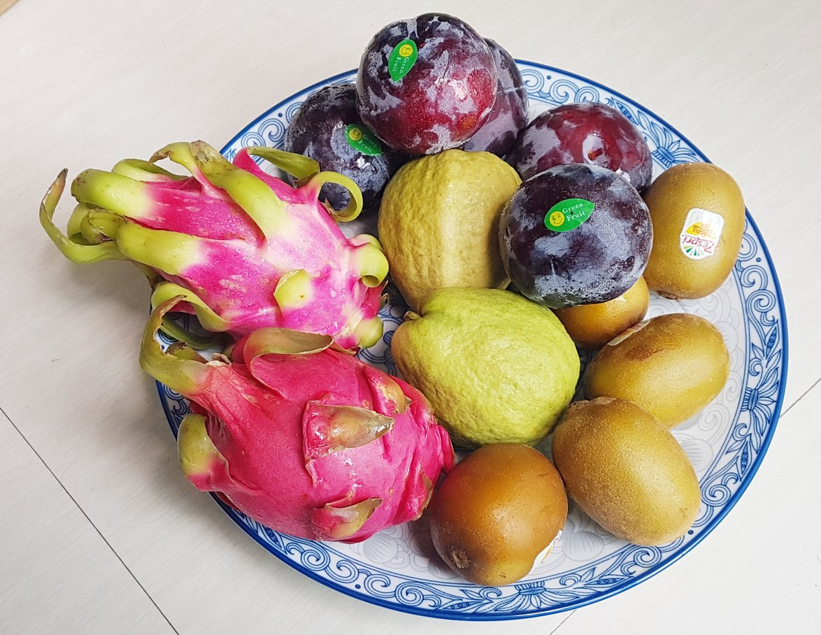 Share Imported Fruits FWH