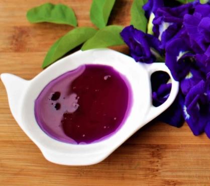 Organic Blue Butterfly Pea Flower Jam