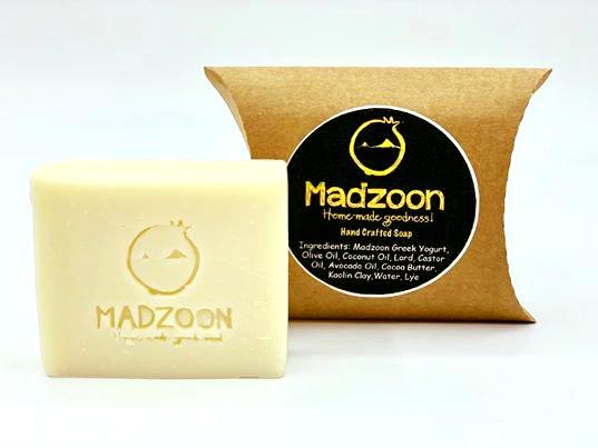 Madzoon Greek Yogurt Soap