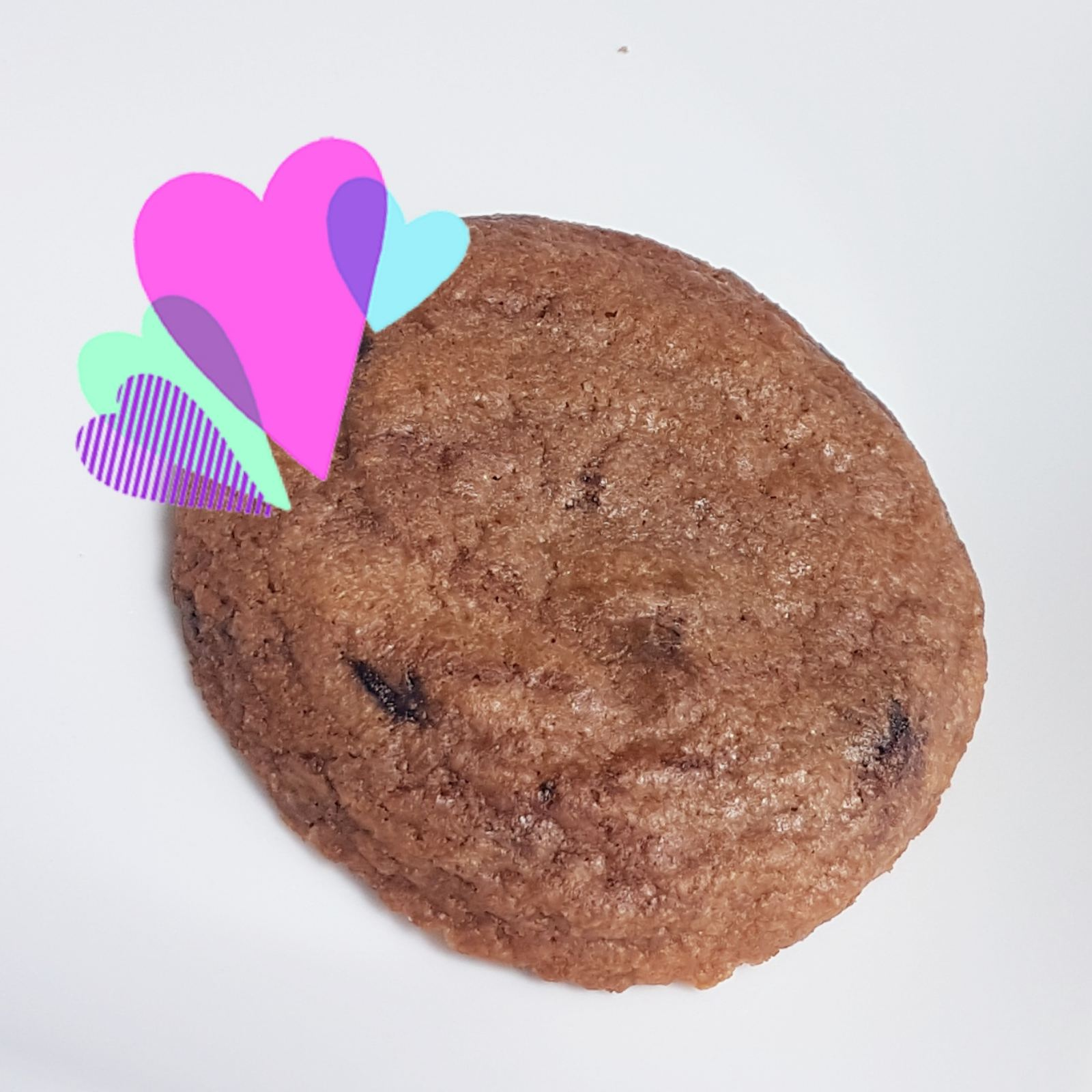 Chocolate cookies 6 pieces
