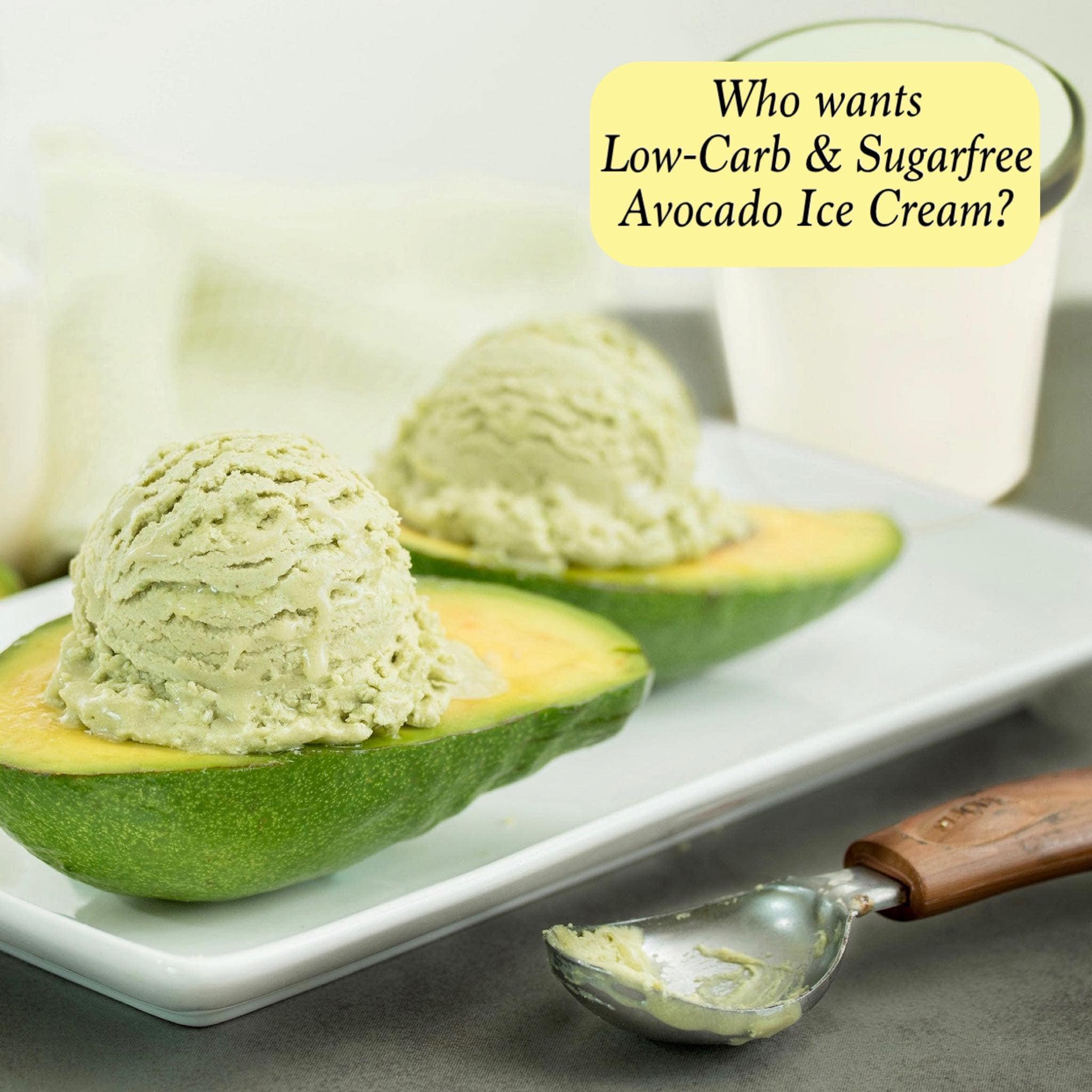 Avocado Ice Cream 1 pint